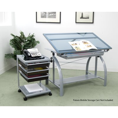 "Studio Designs Avanta 42"" W x 24"" D Drafting Table"