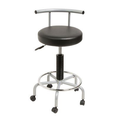 Studio Designs Height Adjustable Drafting Chair with Gas Lift