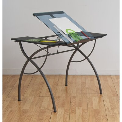 Studio Designs Catalina Pewter Craft Table