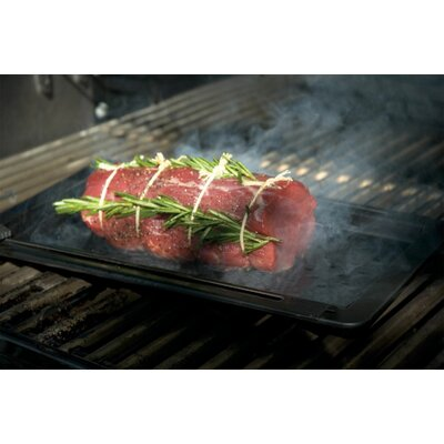 Charcoal Companion Steven Raichlen Non-Stick Adjustable Grill Tray