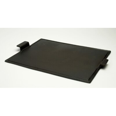 Charcoal Companion Steven Raichlen Cast Iron Plancha
