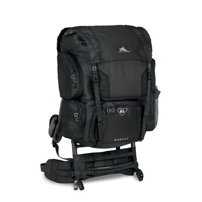 High Sierra Bobcat 65 External Frame Backpack