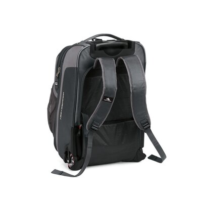 "High Sierra AT6 22"" Carry On Rolling Backpack"