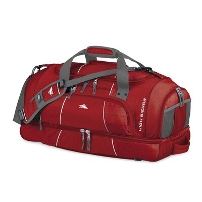 "High Sierra Cross Sport 26"" Colossus Travel Duffel"