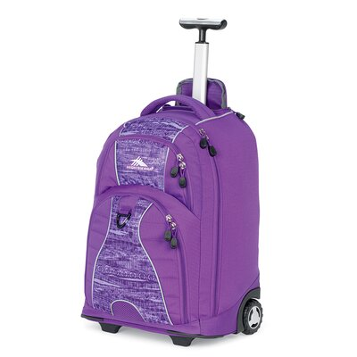 Freewheel Rolling Laptop Backpack