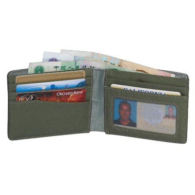 Eagle Creek Personal Organizers Curbside Bi-Fold Wallet