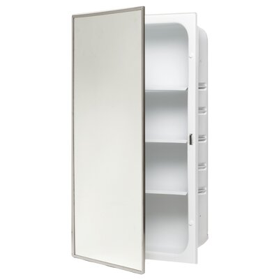 "Bradley Corporation 16"" x 26"" Recessed Medicine Cabinet"