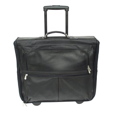 Piel Leather Traveler Garment Bag