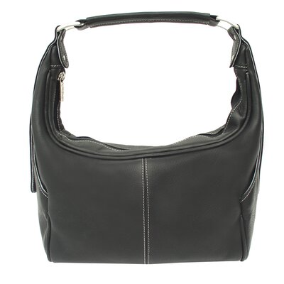 Piel Leather Shoulder Hobo Bag