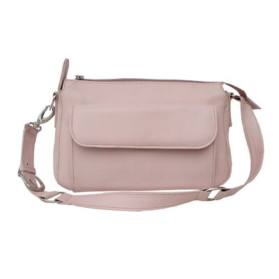 Piel Leather Front Pocket Purse