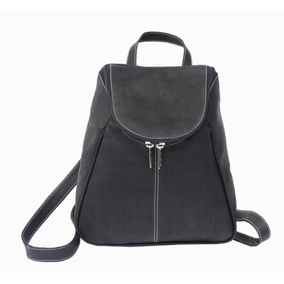 U-Zip Flap Backpack
