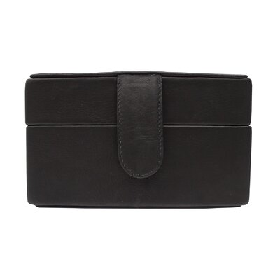 Piel Leather Large Multi-Use Leather Box