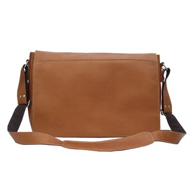 Piel Leather Traditional Messenger
