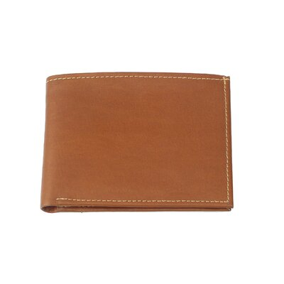 Piel Leather Bi-Fold Wallet