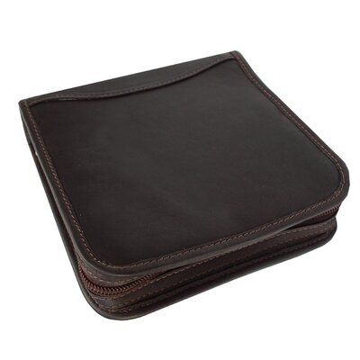 Piel Leather CD Holder