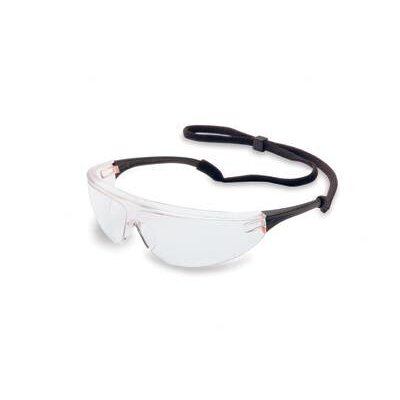 Millennia Sport™ Safety Glasses With Clear Lens And Black Frame