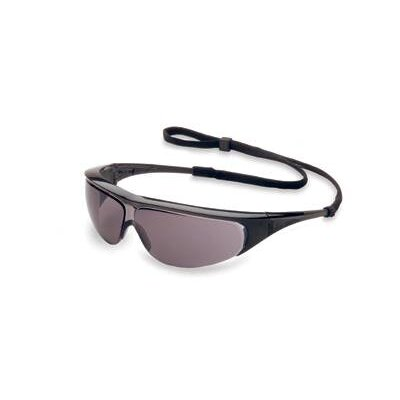 Dalloz Safety Millennia™ Safety Glasses With TSR® Gray Lens And Black Frame