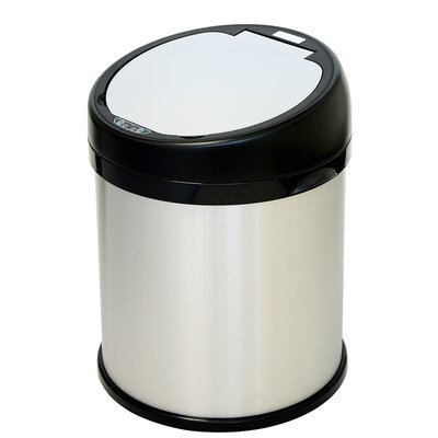 itouchless Sensor 8 Gallon Touchless Trash Can