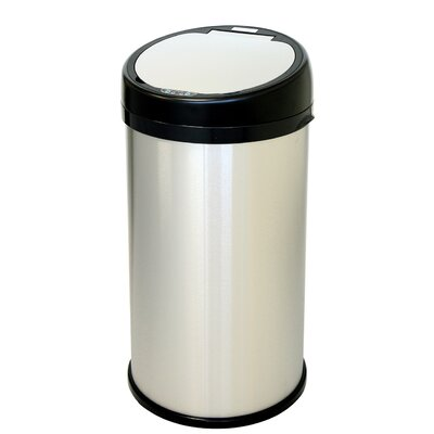 itouchless Sensor 13 Gallon Touchless Trash Can
