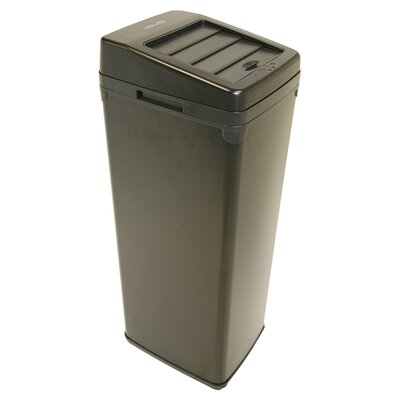 iTouchless 14-Gal. Automatic Touchless Trash Can