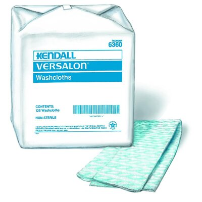 Kendall Healthcare Products Versalon Disposable Washcloth