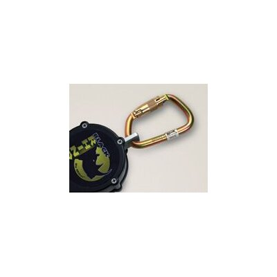 Miller Fall Protection Black Rhino™ Self-Retracting Lifeline With Steel Twist-Lock Carabiner