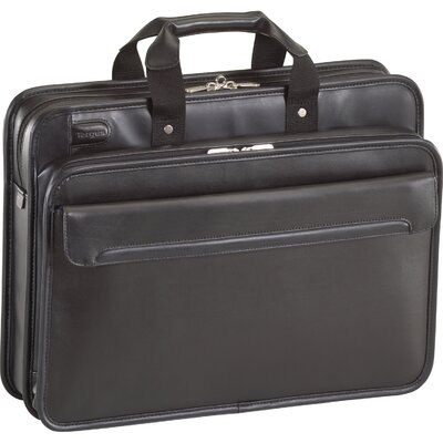 "Targus® 16"" Leather Laptop Case"