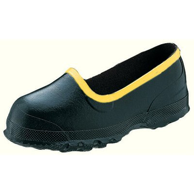 "Norcross Safety Products Size 14 Black 4"" Overshoe For Metatarsal Footwear"