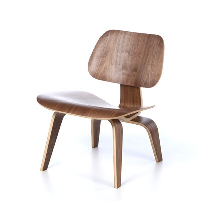 <strong>Herman Miller ®</strong> Eames Molded Plywood Lounge Chair