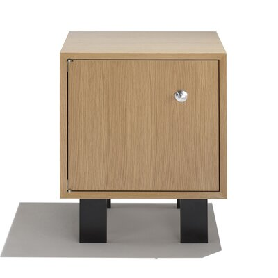"Herman Miller ® George Nelson Closed 18"" Storage Cabinet"