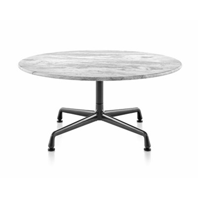 Herman Miller ® Eames® Outdoor Table with Round Top and Universal Base