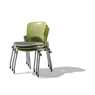 Caper Stacking Chair With FLEXNET� Seat and No Arms