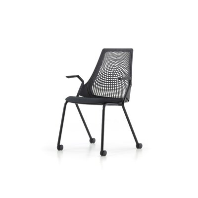 SAYL 4-Leg Base Side Chair