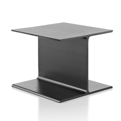 Geiger I Beam End Table