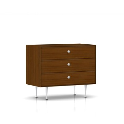 Herman Miller ® George Nelson Thin Edge Cabinet