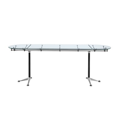Herman Miller ® Burdick Group Glass Oval Conference Table