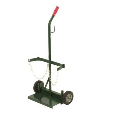 Radnor 106-21 Cylinder Cart With Semi Pneumatic Wheels