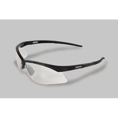 Radnor Series Safety Glasses With Black Frame And 2 Diopeter Lens