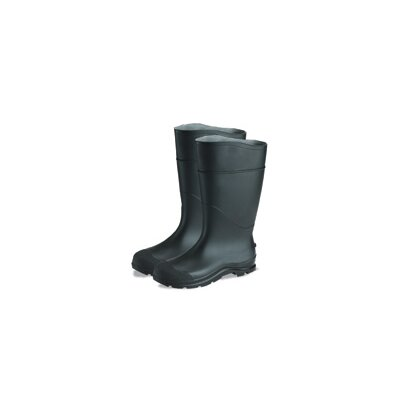 "Radnor Size 6 16"" Economy PVC Plain Toe Boot With Lug Outsole"