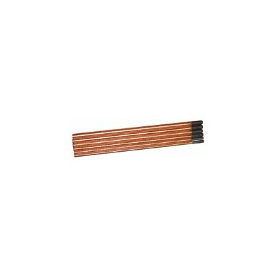 "Radnor 3/8"" X 12"" Copper-Coated Pointed Carbon Air/Carbon Arc Gouging Electrode (50 Per Box)"