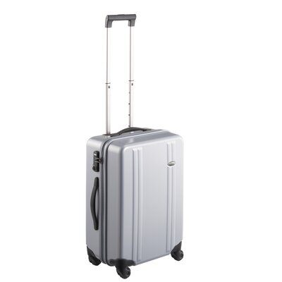 "Zero Halliburton Z-Tex 21"" Polycarbonate 4-Wheeler Carry-On"