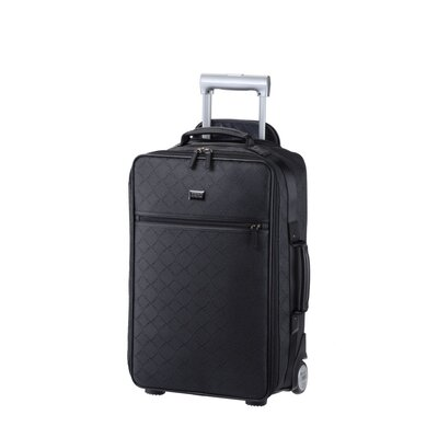 "Zero Halliburton ZMG Monogram 20"" Carry On"