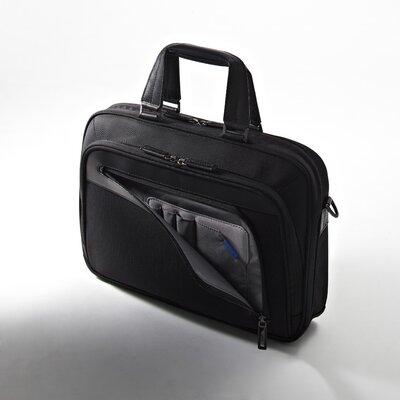 Zero Halliburton Profile Slim Laptop Briefcase