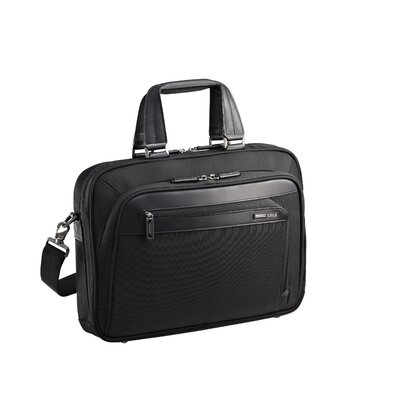 Zero Halliburton Profile Slim Computer Brief Case