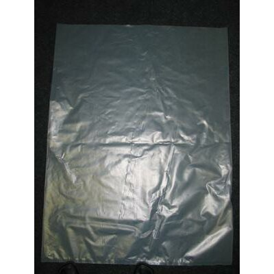 "TM Poly 33"" X 50"" Clear 6 Mil Disposal Polyfilm Bag Without Print (75 Per Roll - 30 Rolls Per Skid)"