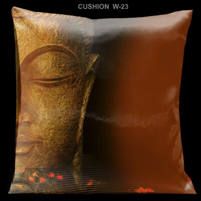 Lama Kasso Zen Square Pillow