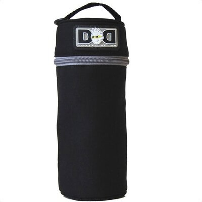 Diaper Dude Black Bottle Holder