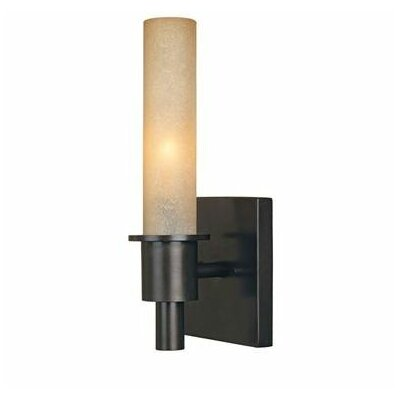 World Imports Fluorescents 1 Light Wall Sconce