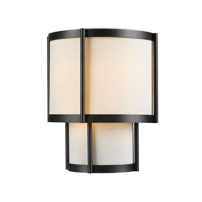 World Imports Edmonton 3 Light Wall Sconce