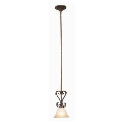 World Imports Medici 1 Light Pendant